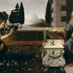 L'Annonciation de Léonard de Vinci - Entendre l'image