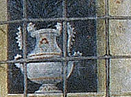 vase à anses ornées