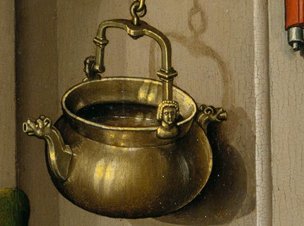 vase théière