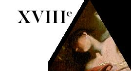 Analyse du XVIIIe siècle