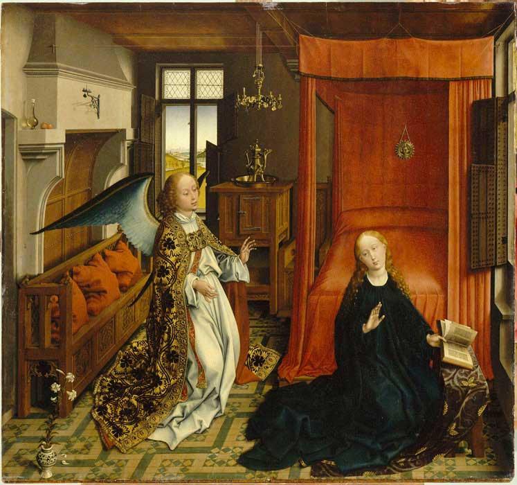chambre de Marie