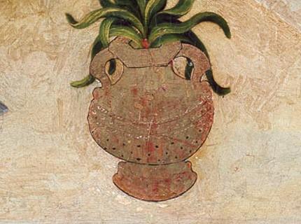 vase illustré